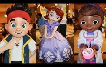 Disney Junior comes to life at Walt Disney World Resort