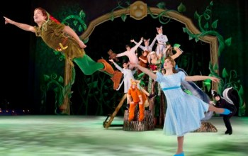 Disney on Ice: Treasure Trove coming to Baltimore Feb 3-7 2016