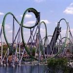 Universal Orlando Thrills: My Teens Top 4