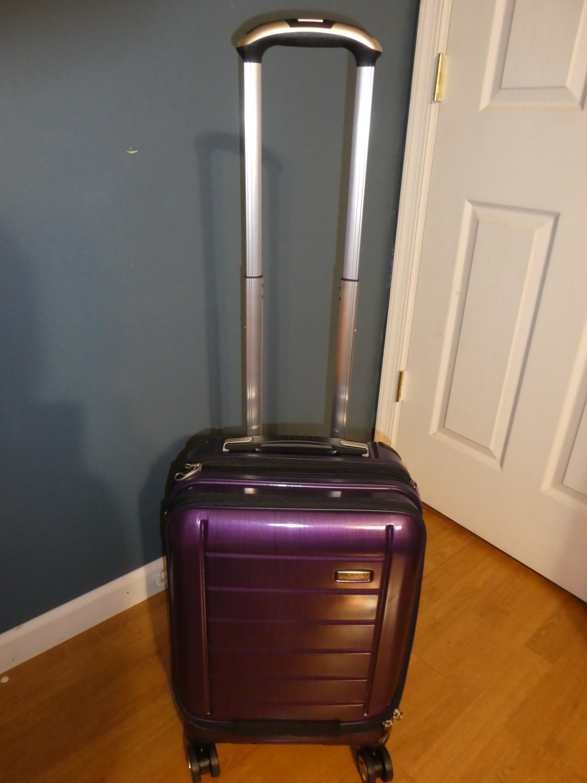 A weekend with the Roxbury 2.0 Carry-On