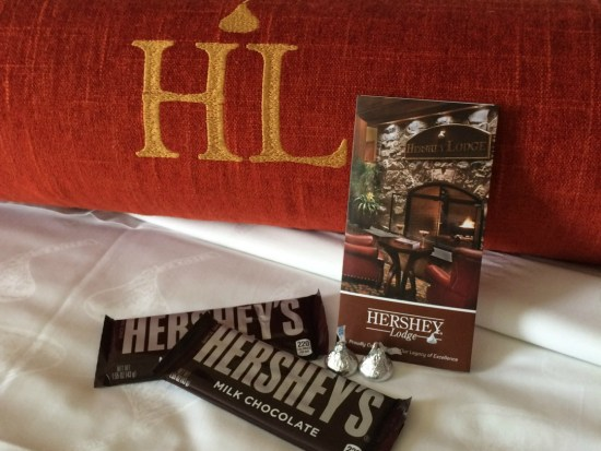 Take a Sweet Escape to The Hershey Lodge