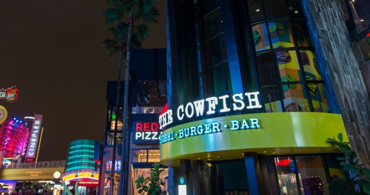 Universal City Walk: Best Places to Dine