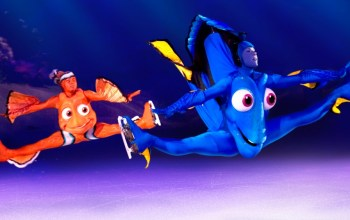 "Disney on Ice ""Follow Your Heart"" skates into Baltimore Oct 27-30"