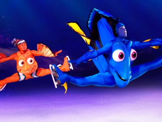 Disney on Ice Follow Your Heart Activity Sheets
