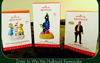 Giveaway: Hallmark Keepsake Christmas Ornament Bundle