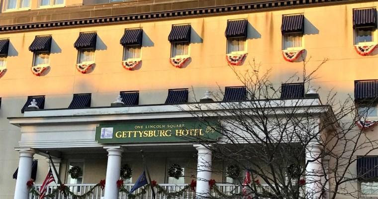 The Gettysburg Hotel Offers a Quaint Escape in Pennsylvania