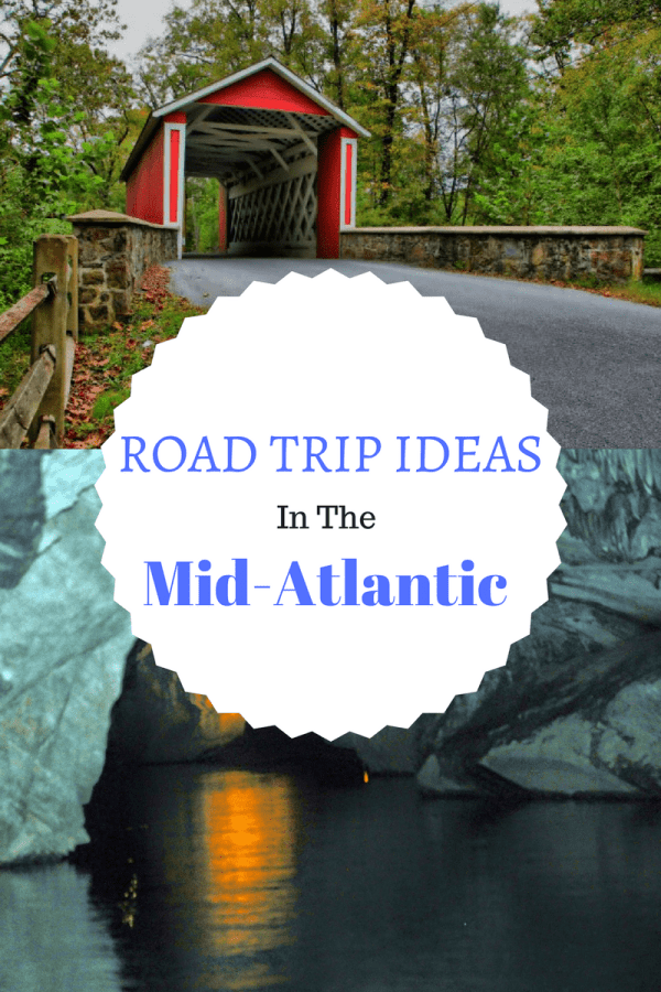 mid-atlantic road trips