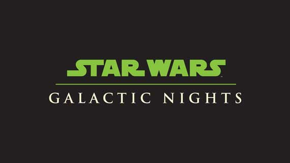Star Wars: Galactic Nights will be April 14 at Hollywood Studios