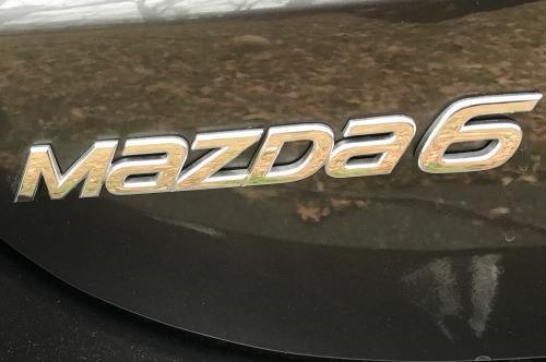 2017 Mazda 6 i Grand Touring-More Luxury & Better Control