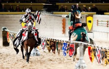 Here Ye Here Ye–Spend Spring Break at Medieval Times #Baltimore DC Castle