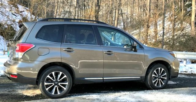 subaru forester 2.0 xt touring review