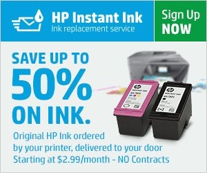 hp instant ink review