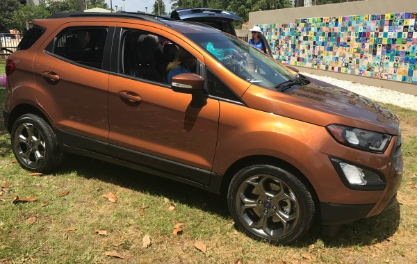 2018 Ford EcoSport: A Compact SUV for New Drivers