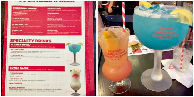 planet hollywood orlando review