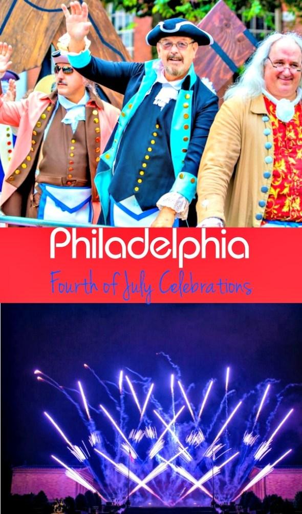 fourth of july philadelphia