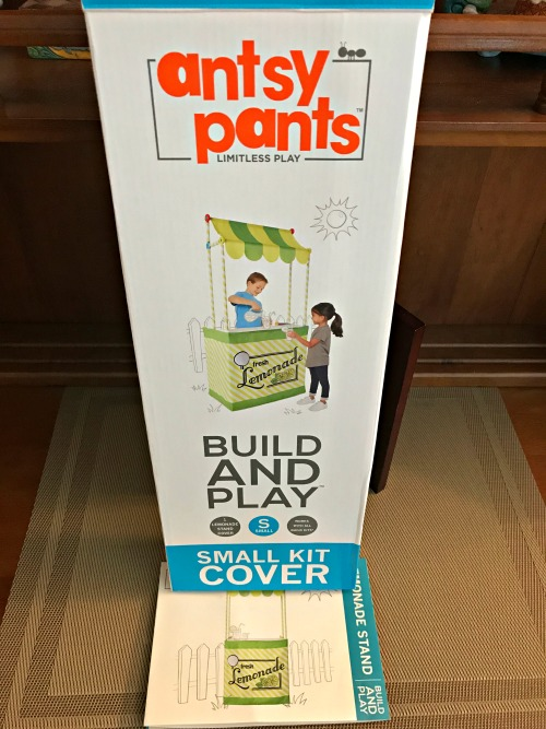 antsy pants build & play