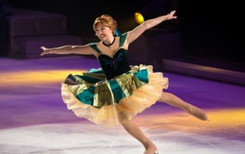 Disney on Ice presents Dare To Dream in Baltimore October 11-15, 2017