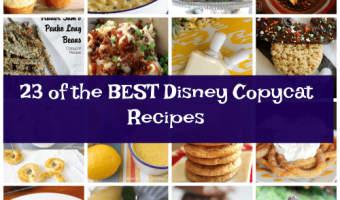 Disney Copycat Recipes: Enjoy Your Favorites at Home
