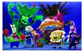 Spongebob Squarepants Halloween Special: The Legend of Boo-Kini Bottom