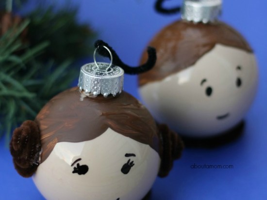 Disney Christmas Ornaments: Save Money and Make Your Own