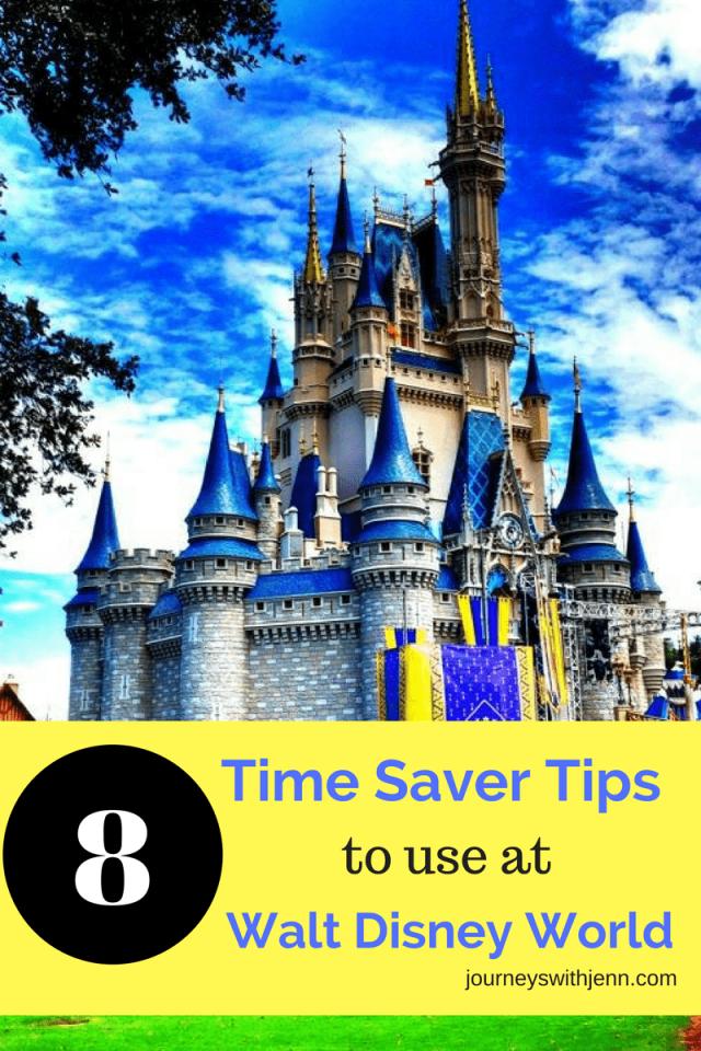 walt disney world time saving tips