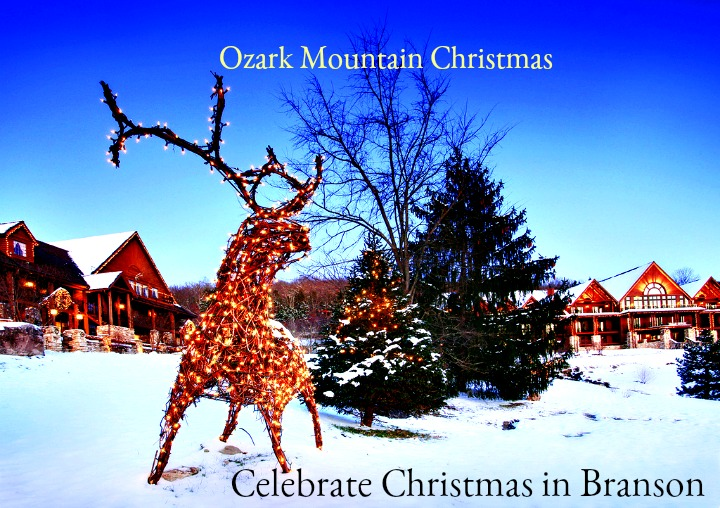 Ozark Mountain Christmas: Branson Shines During The Holidays
