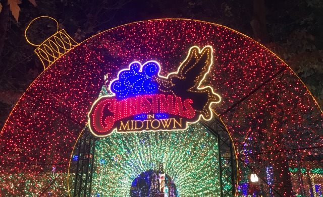 christmas in midtown