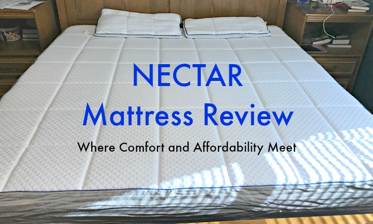 NECTAR Mattress Review: Comfort and Affordability