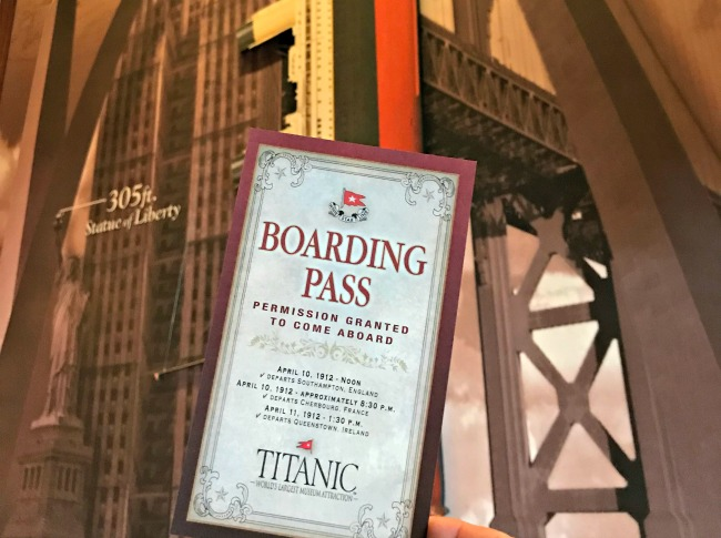 titanic museum attraction review