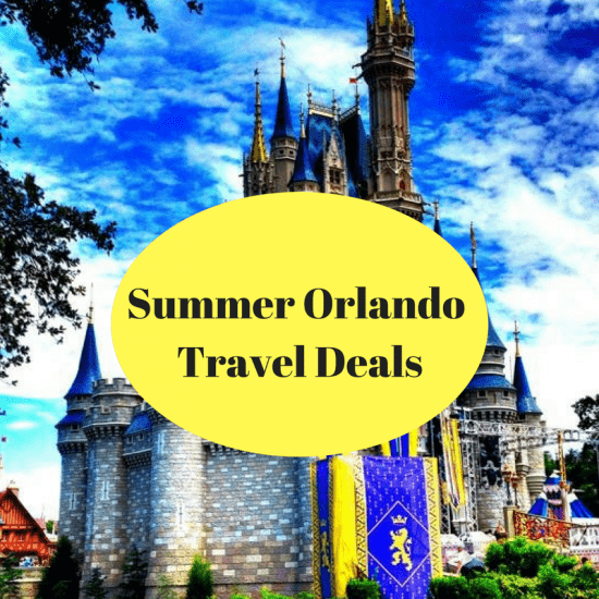 Orlando Travel Deals: Early Summer Discounts