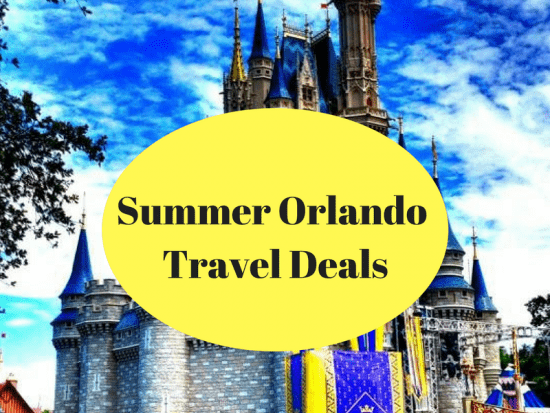 Orlando Travel Deals: Early Summer Discounts
