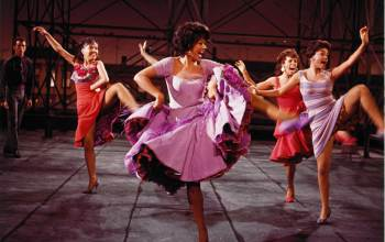 West Side Story Returns To Theaters TOMORROW