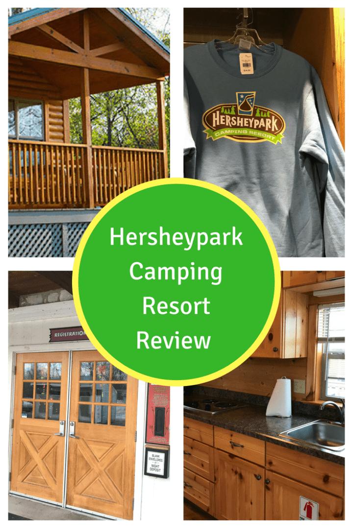 hersheypark camping resort review