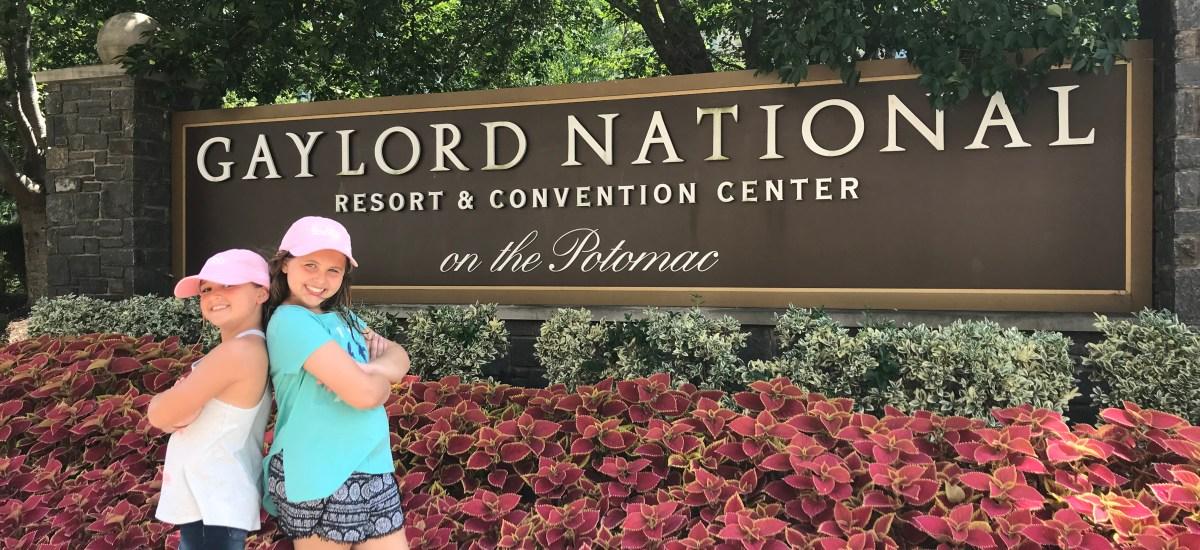 Gaylord National Resort Summerfest is Great American Fun