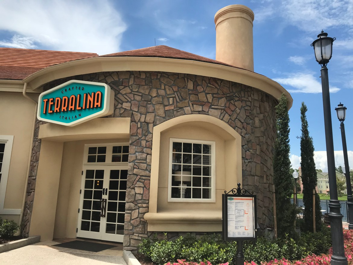 Terralina Crafted Italian: A Welcome Disney Springs Dining Experience