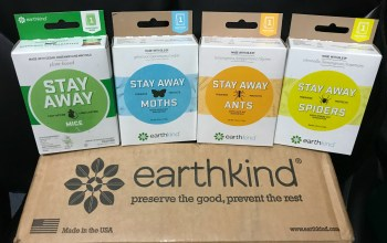 EarthKind Stay Away: Feel Good About Keeping Pests Away