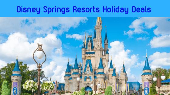 Disney Springs Resort Hotel Deals