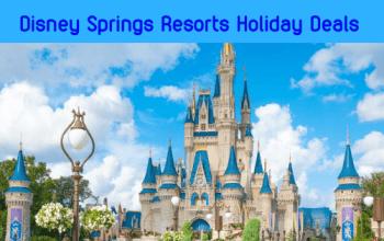 Disney Springs Resort Hotels Holiday Deals