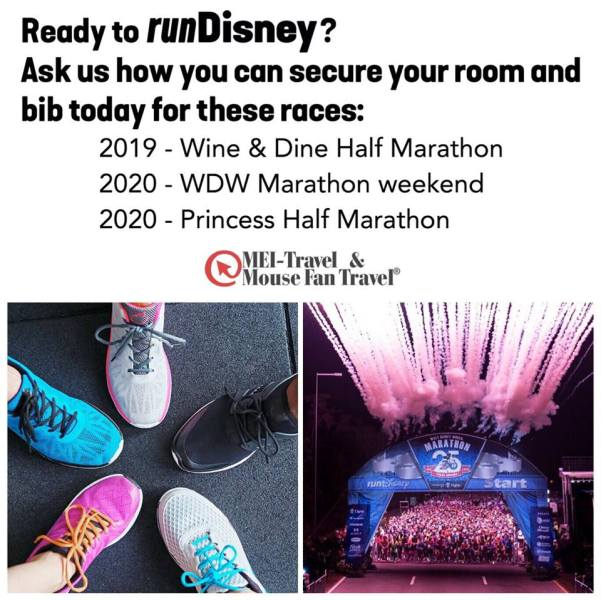 run disney marathon packages