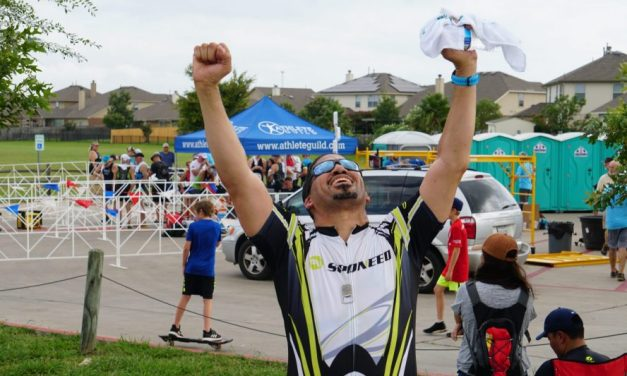 RACE DAY – LAKE PFLUGERVILLE TRIATHLON (3 OF 3)