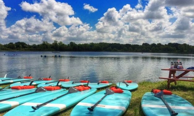 Getting comfortable with longer open water swimming