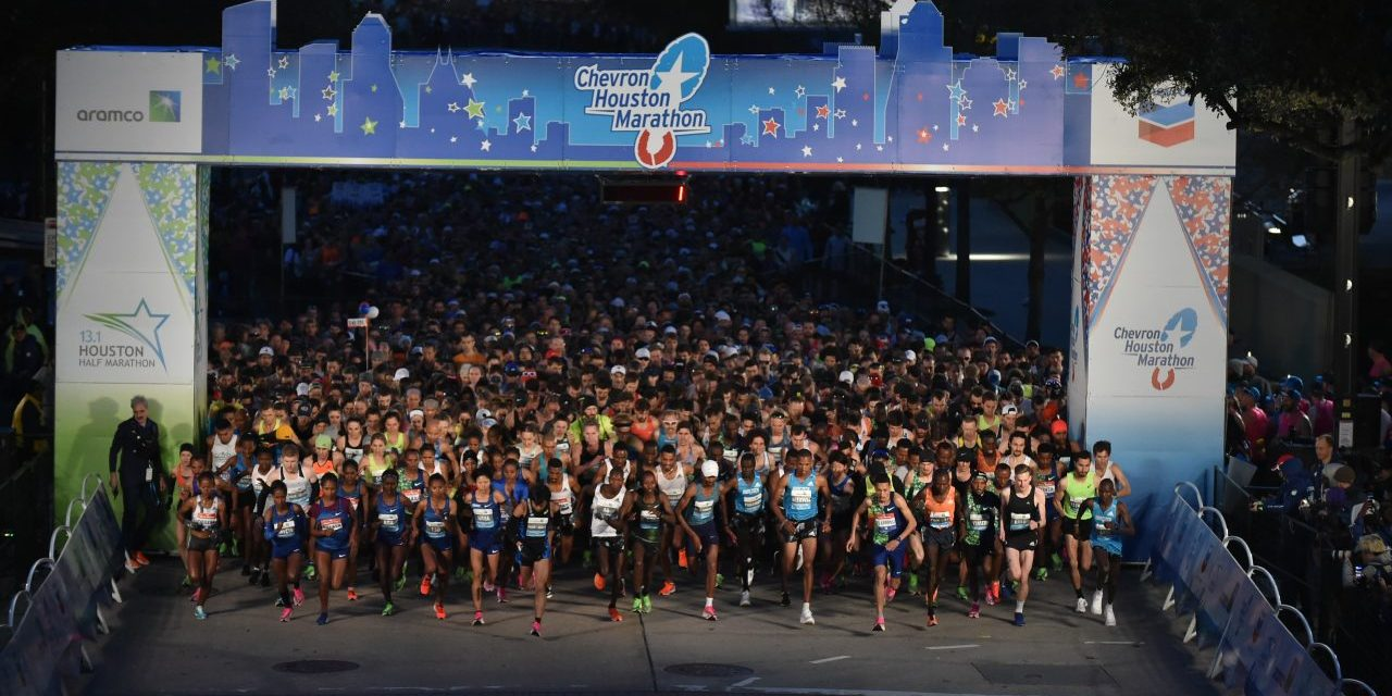 Houston Marathon Race Report (part 1 of 3)