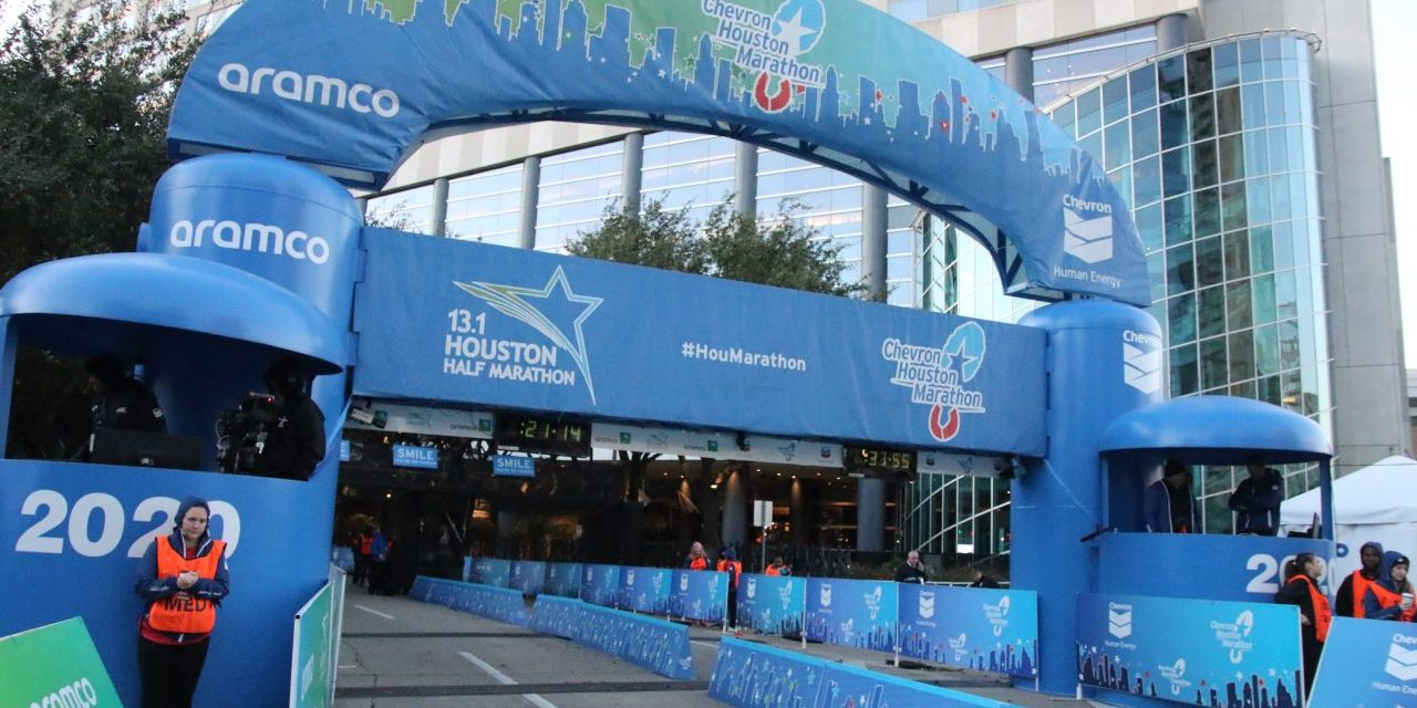 Houston Marathon Race Report (Part 2 of 3)