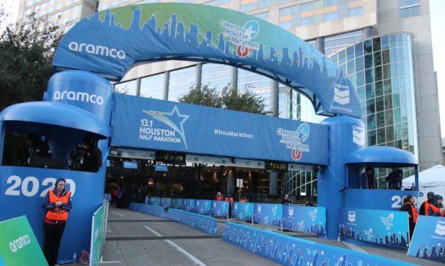 Houston Marathon Race Report (Part 2 of 3)