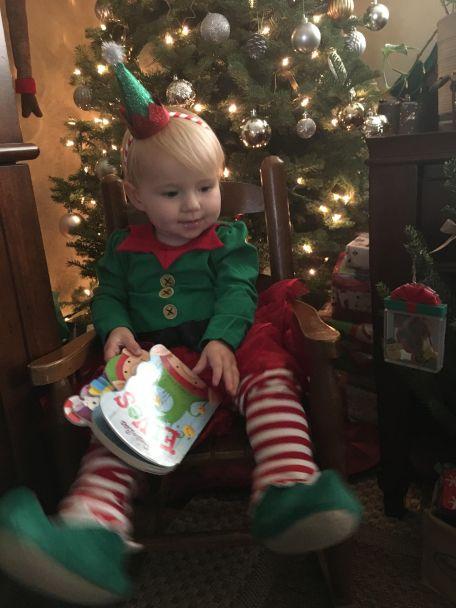 Little elf.