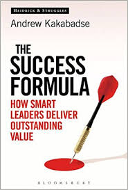 The Success Formula: How Outstanding Leaders Create Value