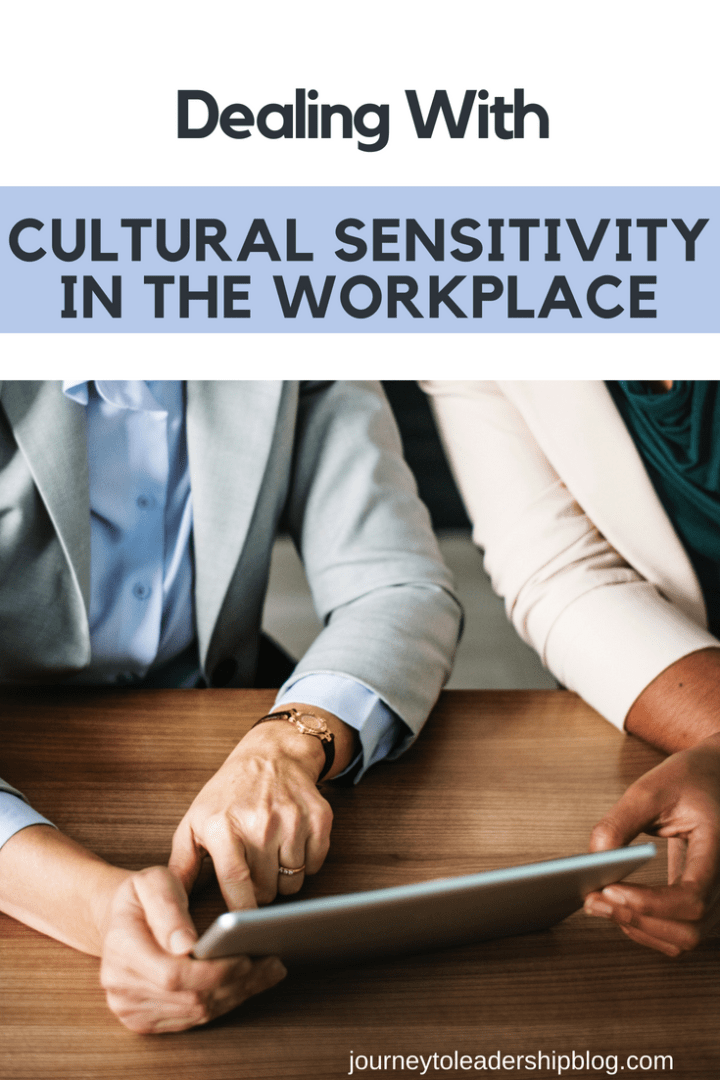 Cultural Sensitivity Workplace