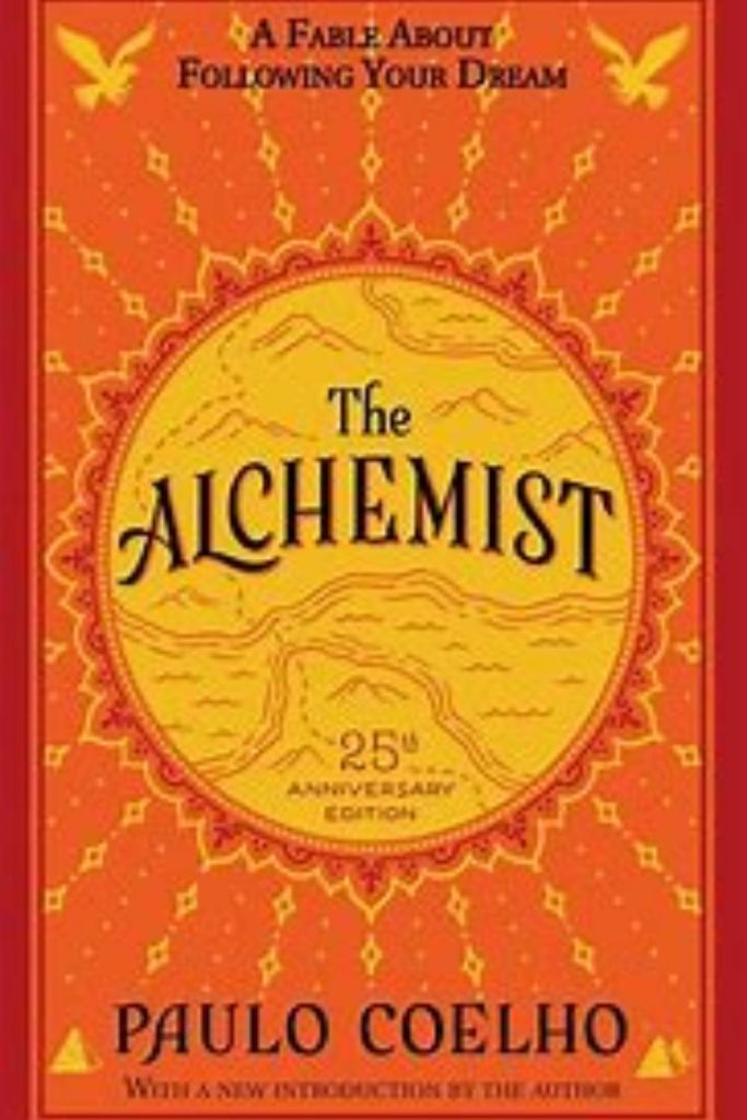 The Alchemist By Paulo Coelho #books #bookreviews #success #purpose #inspiration https://journeytoleadershipblog.com