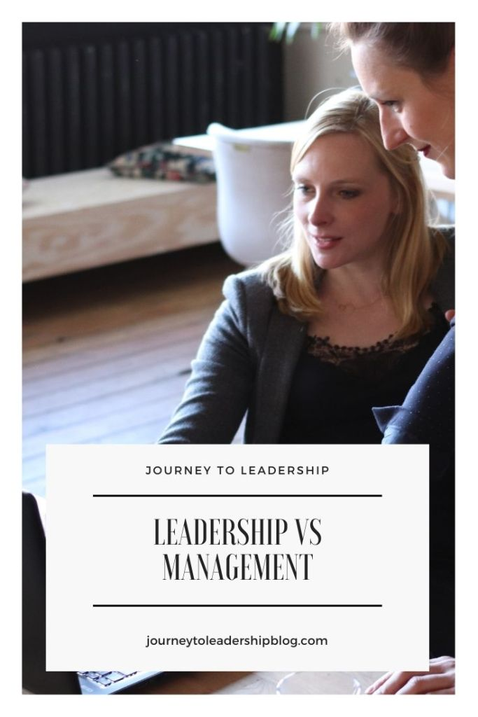 Leadership Vs Management: 6 Differences That Set Them Apart #leadership #leadershipskills #leadershipcompetencies https://journeytoleadershipblog.com