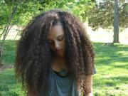 4c hair big chop